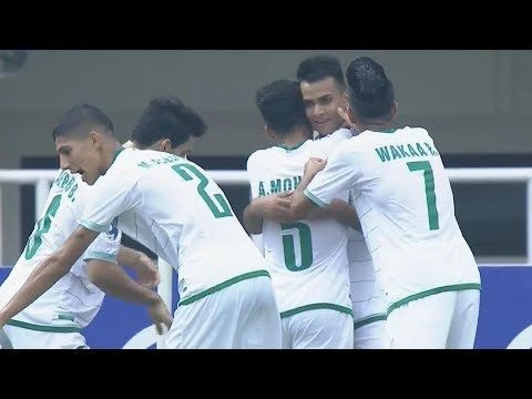 اهداف مباراة العراق وتايلاند كاس اسيا للشباب 3-3