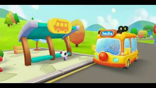 Baby Bus || BabyBus || School Bus