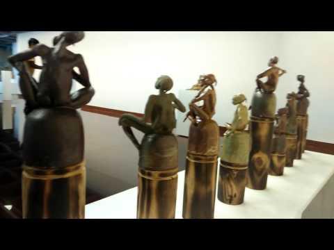 Bharat Bhawan, Bhopal art exhibition, India