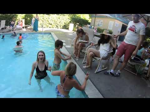 Oksana`s Birthday - Pool Party 2018