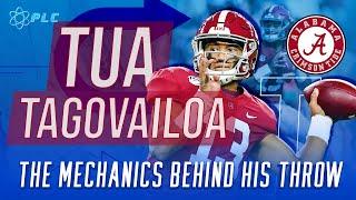 The Mechanics Behind Tua Tagovailoa