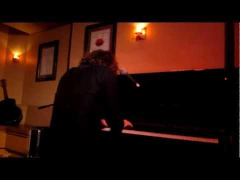 "Liam Ó Maonlai, with Peter Gordon - ""Purple Rain"" - Live"