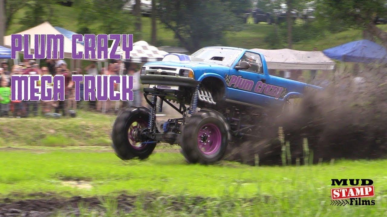 Plum Crazy Mega Truck 2017