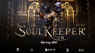 The SoulKeeper VR Feature Preview: Melee Combat System
