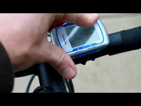 Garmin Edge 500 Quick Release Mount