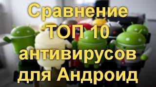 видео ТОП 5 Лучших антивирусов 2016 года для ОС Android