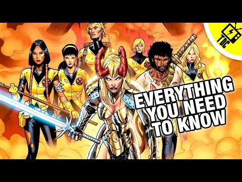 Thumbnail: The New Mutants: Everything You Need to Know! (The Dan Cave w/ Dan Casey)