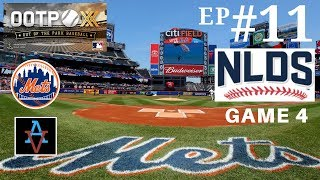 OOTP 20 - New York Mets: Ep.11: NLDS vs Cincinnati Reds - Out of the Park Baseball 20 Let's Play