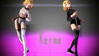 [MMD] KARMA [Karma Rin]