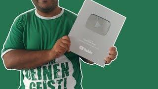 درع اليوتيوب | كيف تحصل على درع اليوتيوب الفضي ????