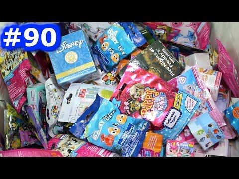 Random Blind Bag Box Episode #90 - Gift 'Ems, Num Noms Series 2, Shopkins, Soft Spots, Trolls