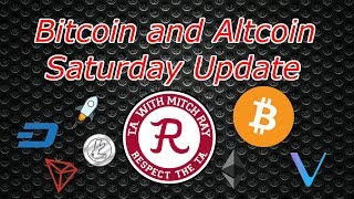 Bitcoin and Altcoin Update : BTC, ADA, XLM and More.. Crypto Technical Analysis