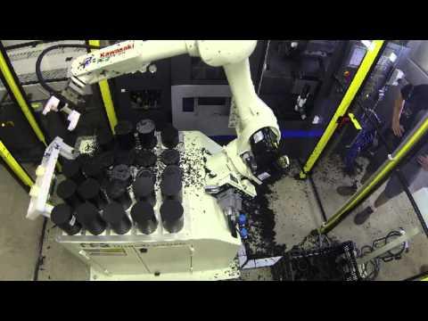 Kawasaki RS010N mwt RFA-Raster bij Microtherm
