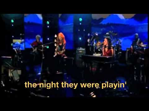 Bonnie Raitt and Norah Jones Tennessee Waltz Lyrics