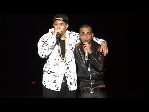 Arcangel y De La Ghetto - Camuflaje y Mala Conducta ft. Alexis y Fido [Live]