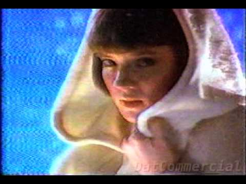 Nestlé Alpine White Chocolate With Almonds Commercial (1986)