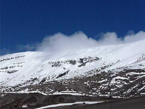 Diversitours - El Nevado del Ruiz View