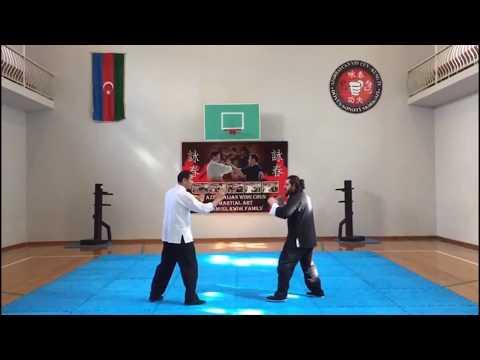 Azerbaijan Wing Chun Martial art/ Sifu Asif Sayadov
