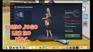 [How to] Lineage Revolution 2 no MAC