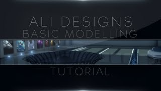 Dare ALi | Tutorial | The Basics Of Fun Modelling! Thumbnail