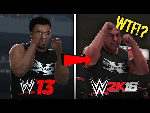 10 Hilarious Mistakes Found In WWE Video Games!