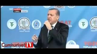 Erdoğan'dan asker ve polis ölümleri yorumu: Hamdolsun