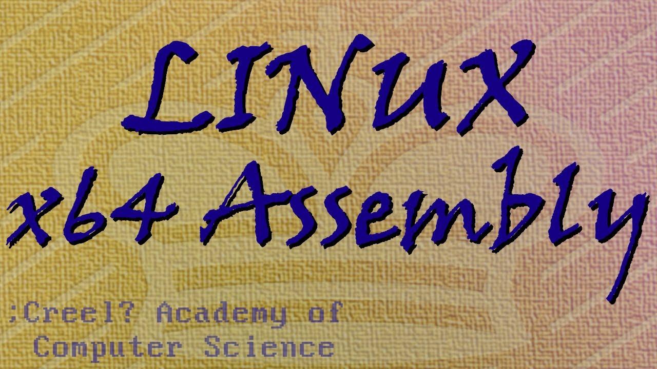 nasm linux