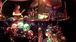 ##### (5diez) - Feel The Reality (Greg Karpov concert drum video)