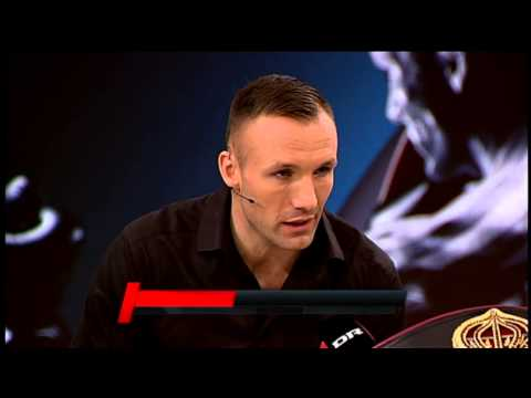 Kessler vs. Froch II Copenhagen Press Conference