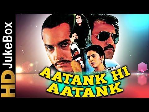 Aatank Hi Aatank (1995) | Full Video Songs Jukebox | Rajinikanth, Aamir Khan, Juhi Chawla