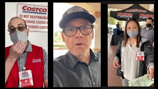 CAUGHT ON CAMERA: Ricky Schroder blasts Costco worker over mask policy