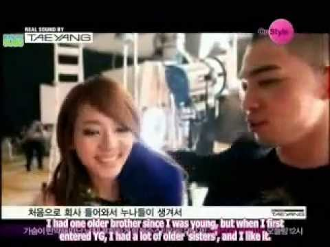 taeyang and dara relationship questions