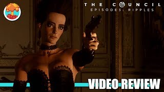 Review: The Council - Ep. 3: Ripples (PlayStation 4, Xbox One & Steam) - Defunct Games
