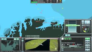 Let's play Naval War Arctic Circle Russian Mission 1