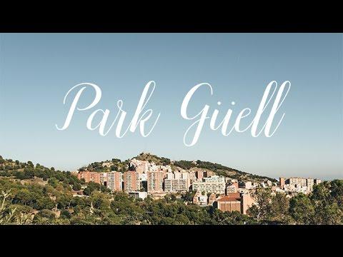A day at the Park Güell - Barcelona