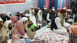QARI MASHUD RECITED A VERY BEAUTIFULLY  THE HOLY QURAN AT MAHFIL E QIRAT BADARPUR