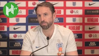 England v Croatia | Gareth Southgate: We now have a FIERCE rivalry with Croatia