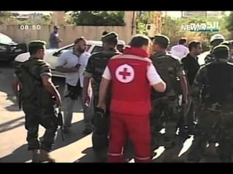 Rocket attack on Al-Hermel, Lebanon