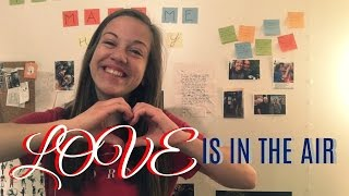 LOVE IS IN THE AIR /// Cora June