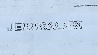 .Feast ft. Rubina - Jerusalem (Official Lyric Video)