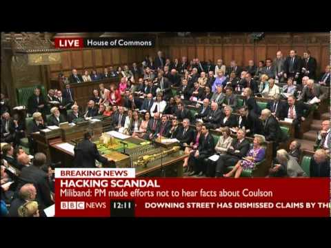 Cameron caught out! Tom Watson challenges accuracy of PM's assertions