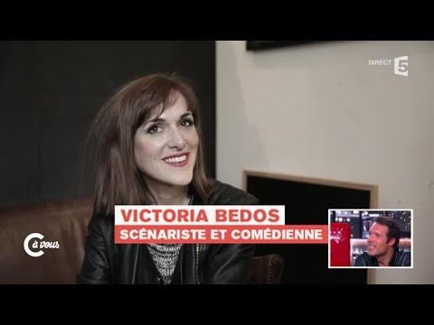 """Nicolas Bedos et l'""""hélicobite"""" racontés par sa soeur - C à vous - 04/03/2015"""