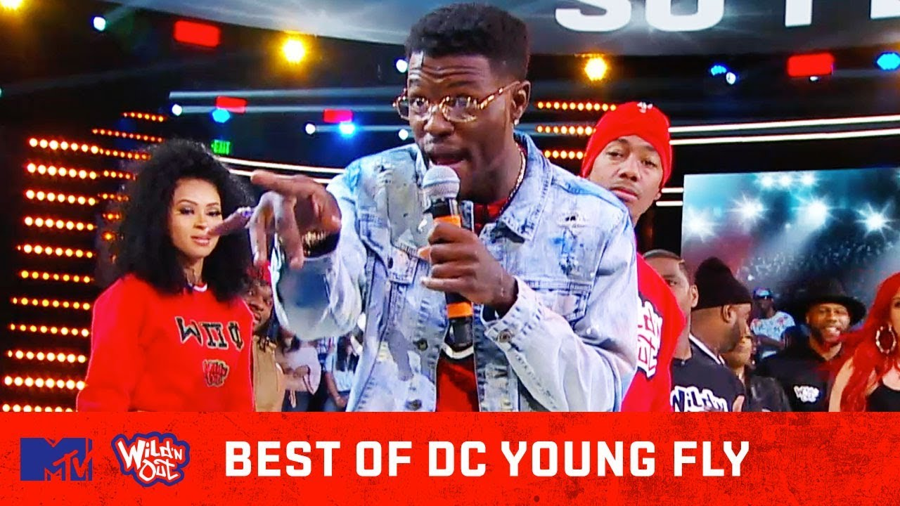 Download DC Young Fly vs. Wild 'N Out Audience 🤣 No One Is Safe | Wild 'N Out