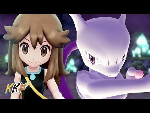 Legendary Failure (vs Mewtwo & Green) - Pokémon: Let's Go, Eevee! #31
