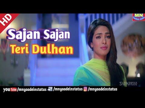 Sajan Sajan Teri Dulhan Sajaungi !! साजन साजन तेरी दुल्हन सजाऊंगी BARSAAT 1995