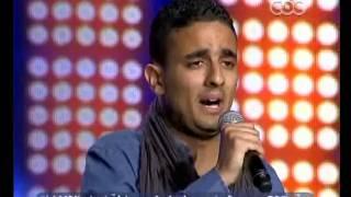 #تجارب الأداء جهاد لطيف - عمري كلو | The X Factor 2013