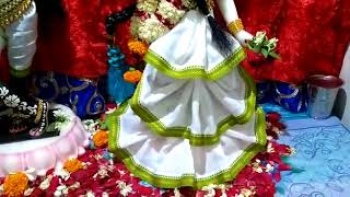 radha benu madhava mohininityam dance sringar