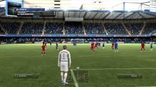 Бавария - Челси: финал Лиги Чемпионов 11/12 в FIFA 12