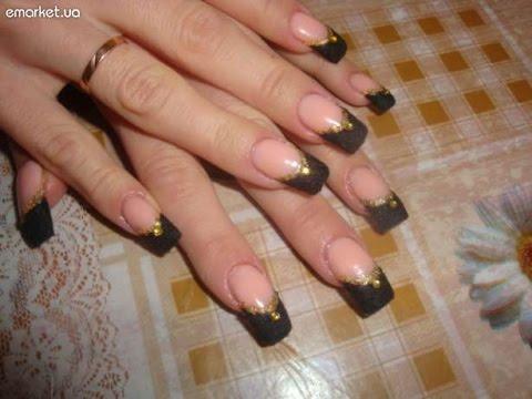 Дизайн ногтей митино