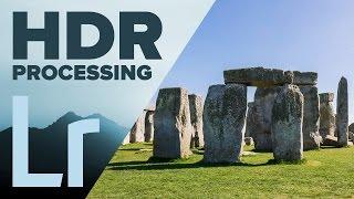 Comment Créer des Images HDR dans Lightroom CC